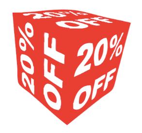 20 Percent Budget Savings