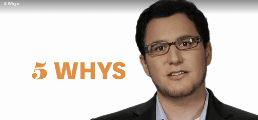 Eric Ries Five Whys