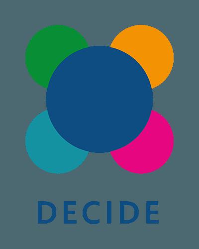 Decide Blue Transparent PNG resized
