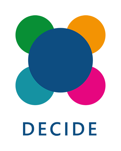 Decide Blue Transparent PNG resized